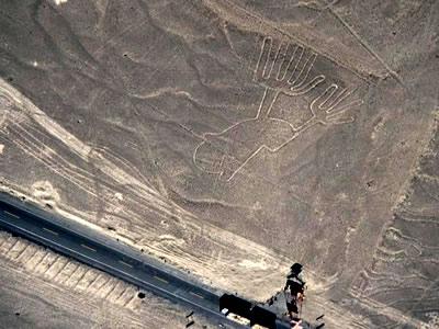 ナスカの地上絵の画像 p1_2