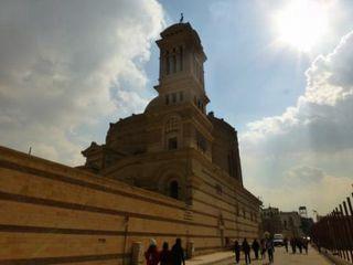 聖ジョージ教会の外観