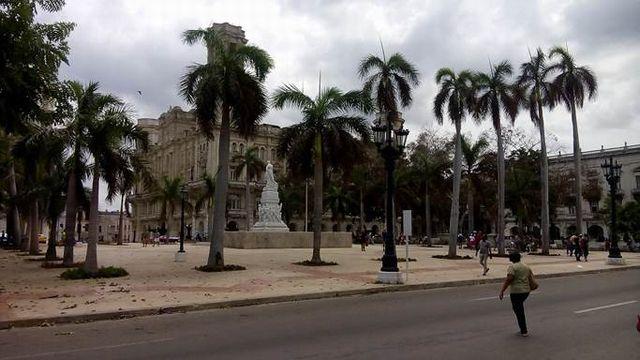 ハバナ市内の様子1