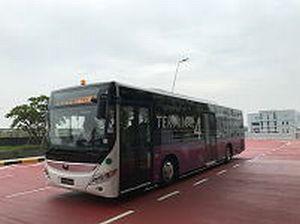 ターミナルを結ぶシャトルバス